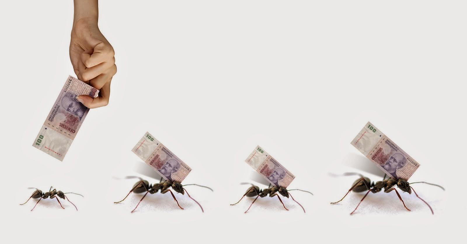 Qué es el gasto hormiga y como evitarlo