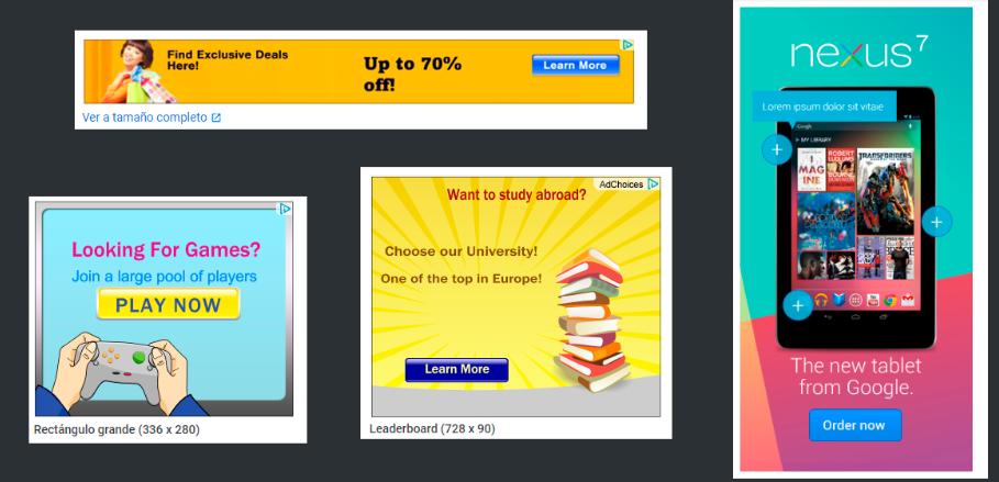 Utiliza Google adsense y gana dinero por internet con tu web