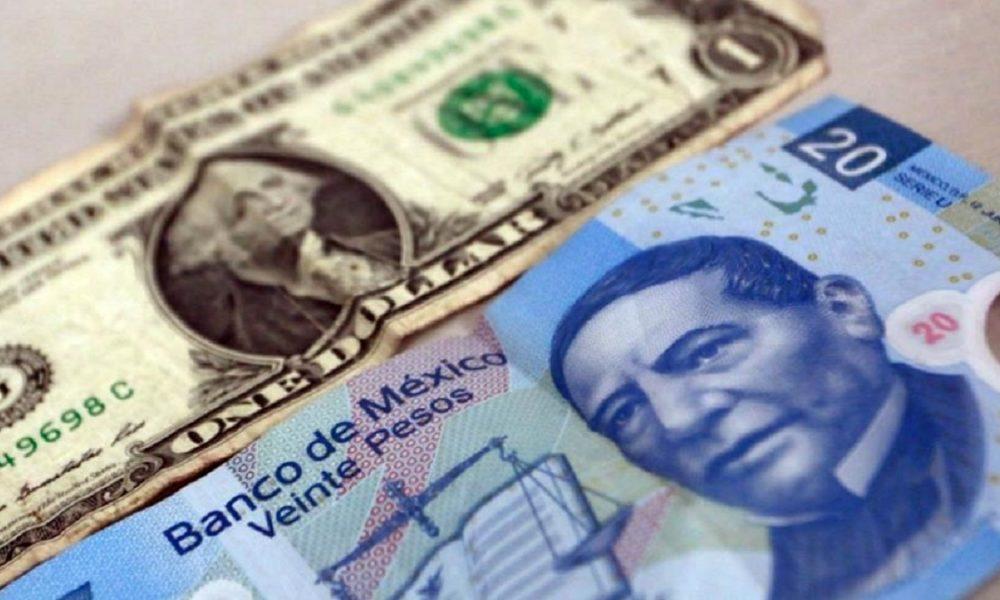Tipo de cambio hoy dólar
